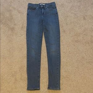 Levi's 311 Shaping Skinny Jeans-Size 26